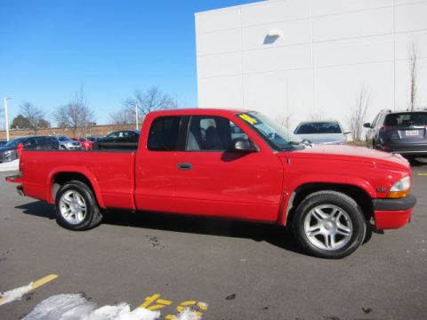 Used Dodge Dakota Sport