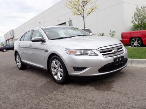 Pre-Owned 2011 Ford Taurus SEL