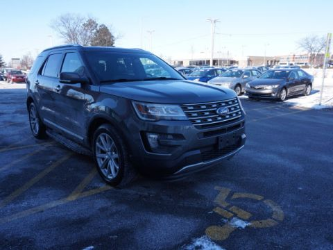 Used Ford Explorer Limited
