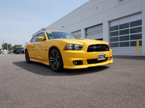 Used Dodge Charger SRT8 Superbee