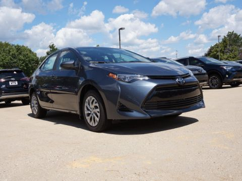 New 2017 Toyota Corolla LE 4DR