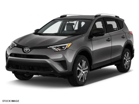 New Toyota RAV4 LE 4DR AWD SUV