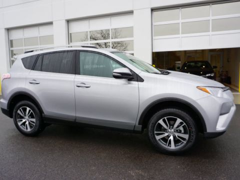 Certified Pre-Owned 2017 Toyota RAV4 SP AWD