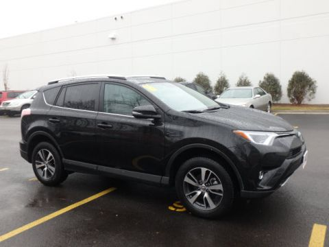 Certified Pre-Owned 2016 Toyota RAV4 SP AWD
