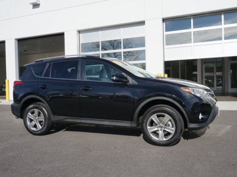 Certified Pre-Owned 2015 Toyota RAV4 SP FWD