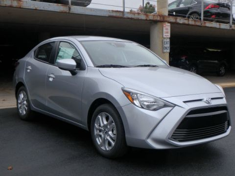 New 2017 Toyota Yaris iA SDN 4DR FWD
