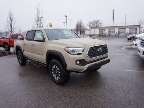 New Toyota Tacoma TRD Off-Road