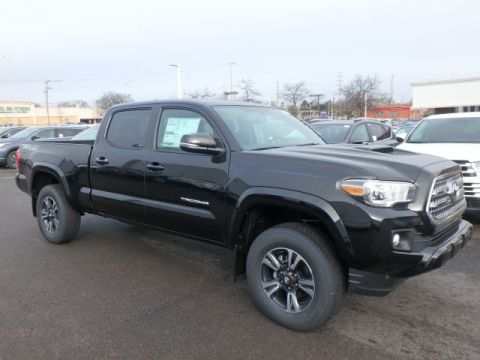 New Toyota Tacoma TRD SPT DBL CAB LBED