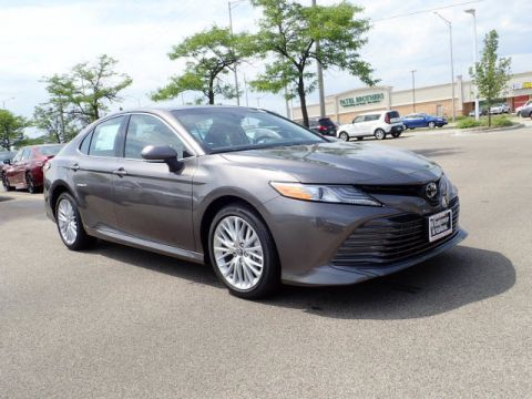 New Toyota Camry XLE