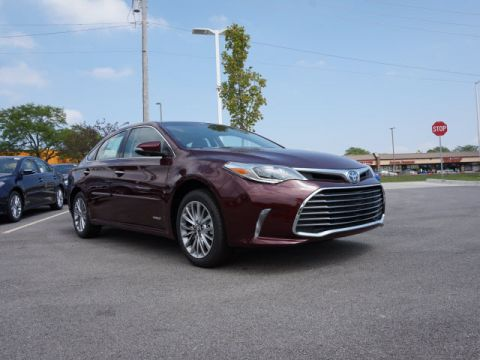 New Toyota Avalon Hybrid LTD 4DR HYBRID (A)