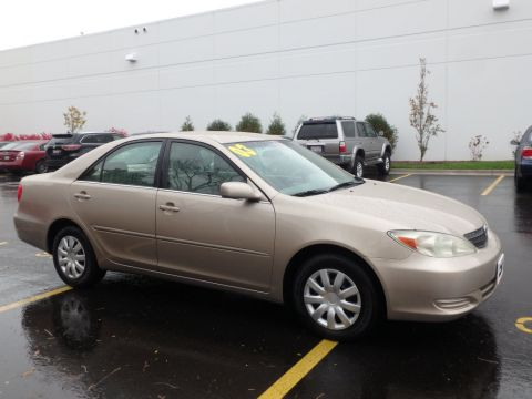 Used Toyota Camry LE
