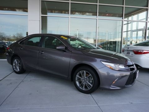 Certified Pre-Owned 2015 Toyota Camry SE FWD