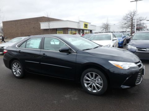 New Toyota Camry XLE 4DR SDN-A-4CYL