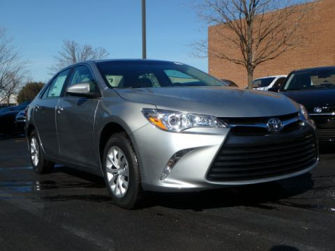 New Toyota Camry LE 4DR (A)