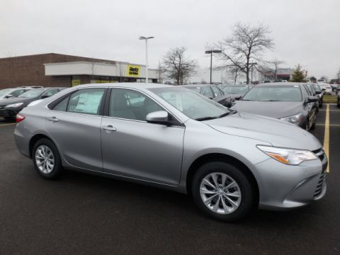 New 2017 Toyota Camry LE 4DR (A) FWD