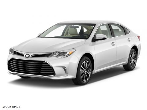 New Toyota Avalon LTD 4DR SDN V6 A
