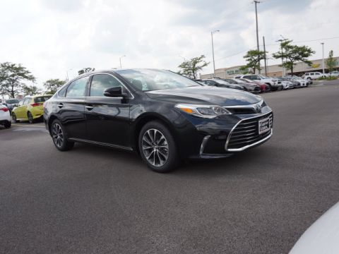 New Toyota Avalon XLE PLUS 4DR SDN-A-