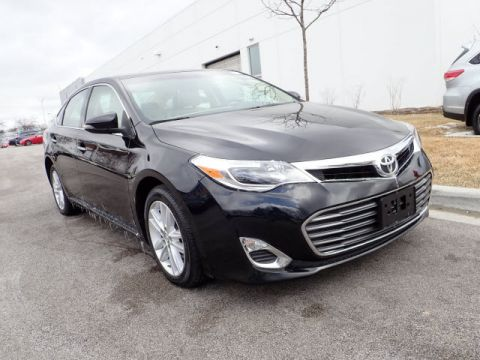 Certified Used Toyota Avalon PRM