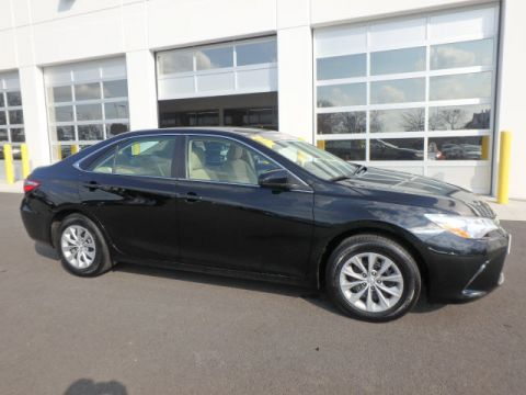 Certified Used Toyota Camry LE