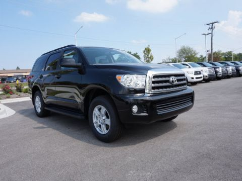 New 2017 Toyota Sequoia  4WD