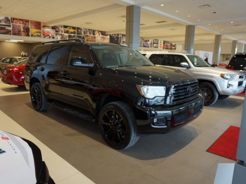 New Toyota Sequoia TRD Sport