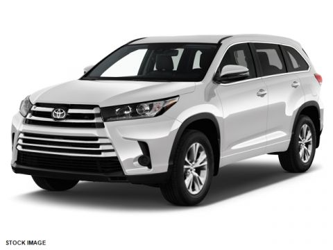 New Toyota Highlander LE PLUS V6 AWD SUV