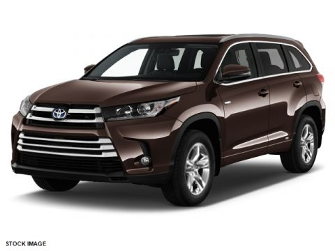 New Toyota Highlander Hybrid LTD 4WD V6 HYBRID