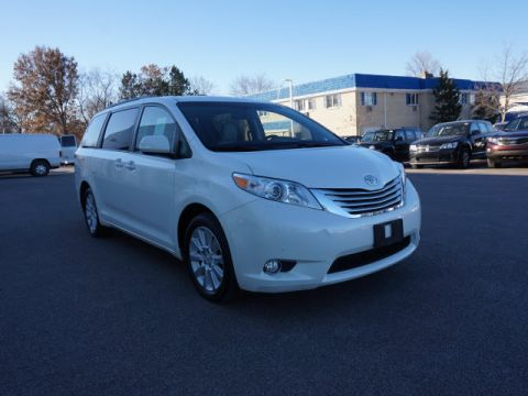 Certified Used Toyota Sienna LIM