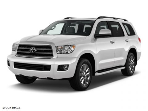 New 2017 Toyota Sequoia PLT 5DR 4WD WGN V8 4WD