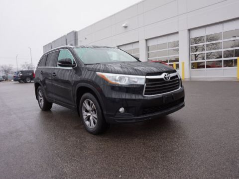 Certified Used Toyota Highlander L