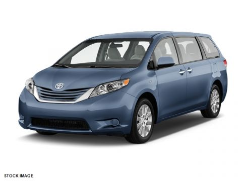 New Toyota Sienna LE 5DR 4WD 7P WGN V6