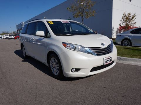 Certified Used Toyota Sienna XLE