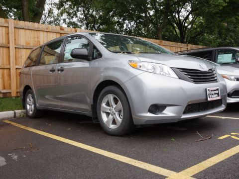 New Toyota Sienna 5DR 7 SEAT -A-