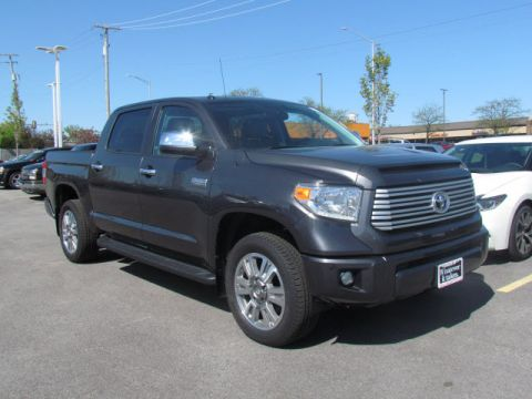 New Toyota Tundra PLT EDT V8 6SP FFV