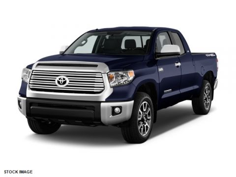 New Toyota Tundra DBLCAB 5.7L V8 LTD