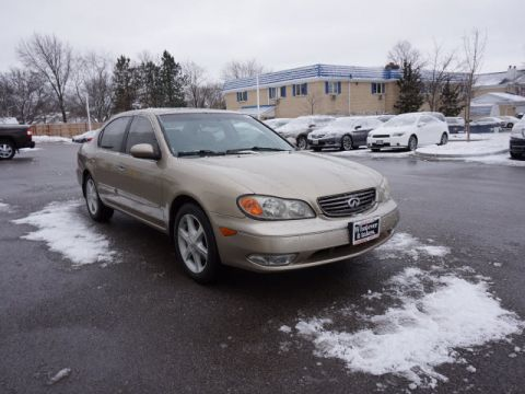 Used INFINITI I35 Luxury