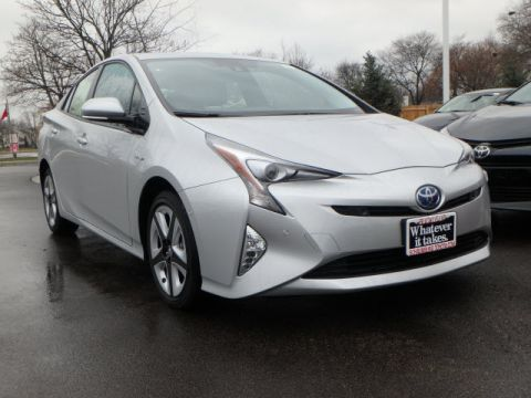 New Toyota Prius PRIUS FOUR TOURING