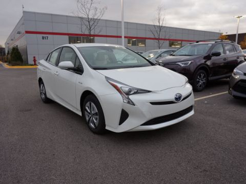 New Toyota Prius Two Eco