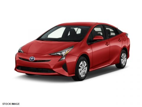 New Toyota Prius FOUR 5DR SDN 4CY A