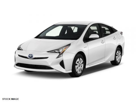 New 2017 Toyota Prius PRIUS FOUR TOURING