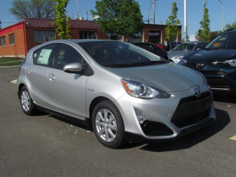 New Toyota Prius c THREE 5DR 2WD HB
