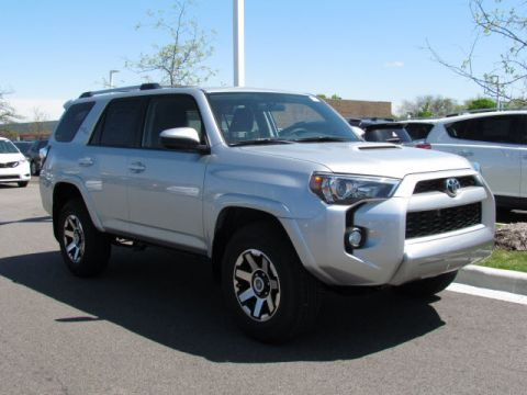 New Toyota 4Runner TRAIL EDITION 4X4 V6