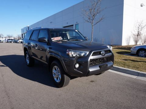 Certified Used Toyota 4Runner SR5