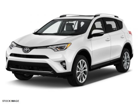 New 2017 Toyota RAV4 LTD 5DR AWD SUV AWD