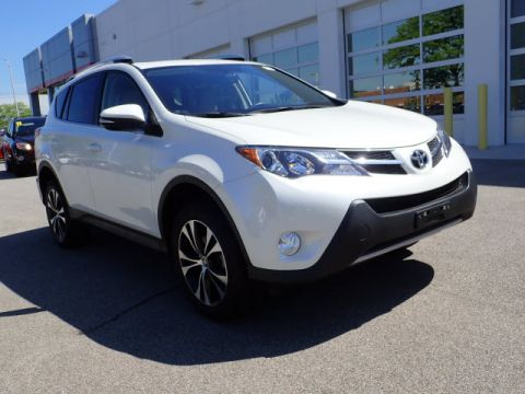 Certified Used Toyota RAV4 LTD