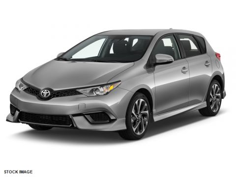 New Toyota Corolla iM HATCHBACK 5DR AUTO