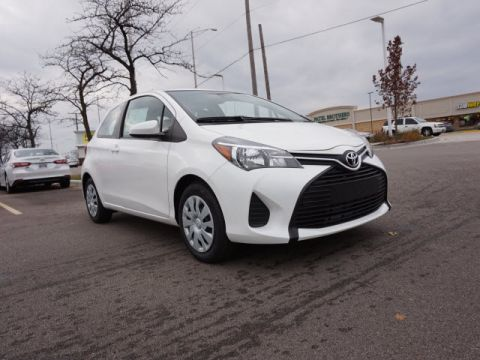 New Toyota Yaris 3-Door L