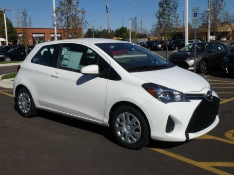 New 2017 Toyota Yaris 3DR L LIFTBACK -M- FWD