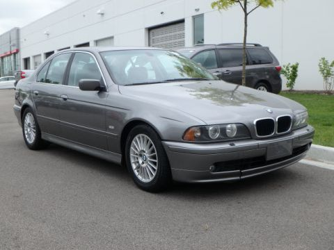 Used BMW 5 Series 525i