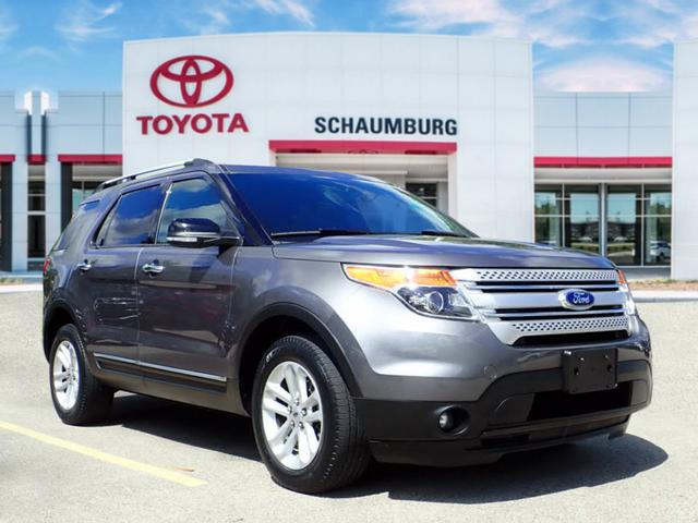 Pre Owned 2013 Ford Explorer Xlt Awd
